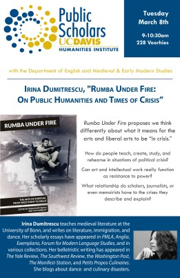 dumitrescu-rumba-under-fire-poster