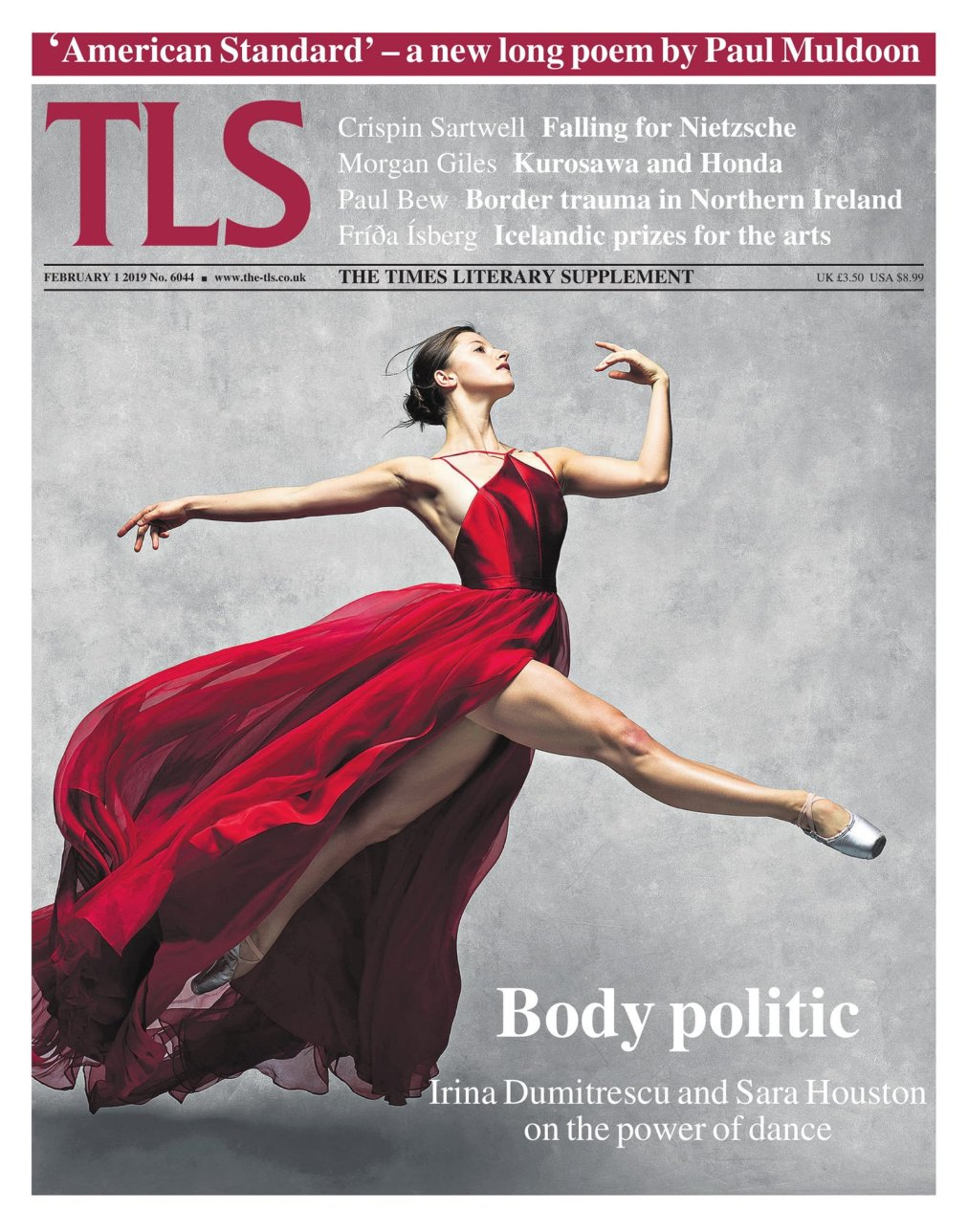 TLS cover piece